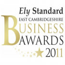 Ely Medium Business Award Winner 2011
