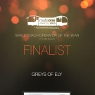 Grey's of Ely's hard work recognised by Mercedes.