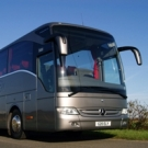 First Full Size Mercedes Benz Coach