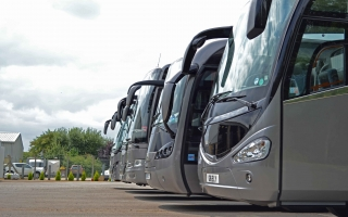 We have a range of vehicles to suit your Coach Hire needs