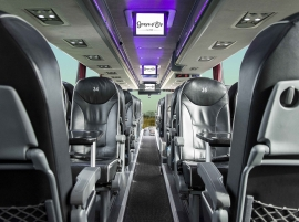 Corporate Coach Hire Travel