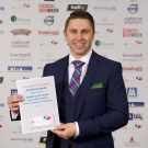 UK Coach Award 2014 Silver Finalist