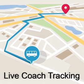 Live Coach Tracking
